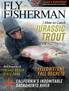 Fly Fisherman – October-November 2020
