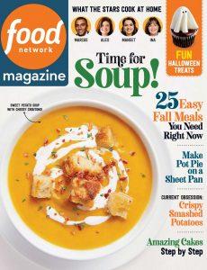 Food Network Magazine – October 2020