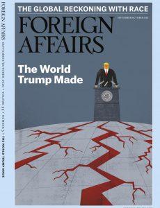 Foreign Affairs – September-October 2020