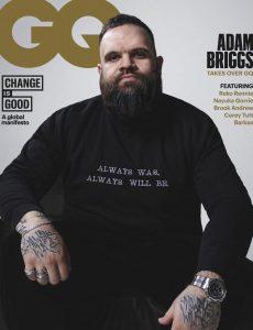 GQ Australia – September 2020