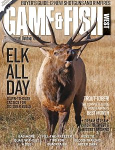 Game & Fish West – October 2020