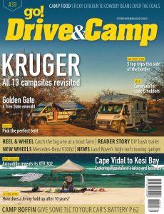 Go! Drive & Camp – October-November 2020