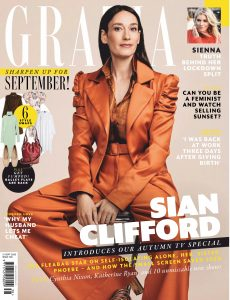 Grazia UK – 21 September 2020