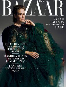 Harper's Bazaar USA – October 2020