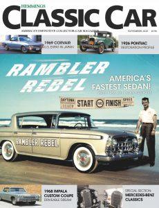 Hemmings Classic Car – November 2020
