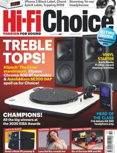 Hi-Fi Choice – Issue 467 – October 2020