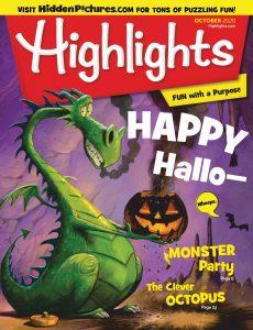 Highlights for Children – October 2020