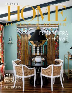 Home Design & Decor Triangle – October-November 2020