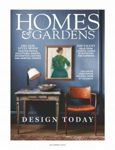 Homes & Gardens UK – October 2020