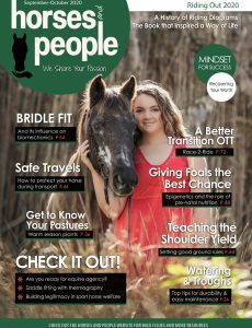 Horses and People – September-October 2020