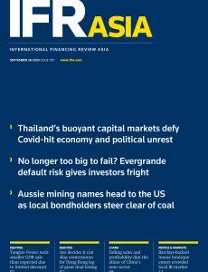 IFR Asia – September 26, 2020