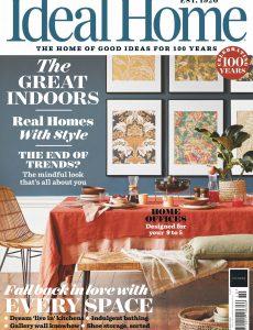 Ideal Home UK – October 2020