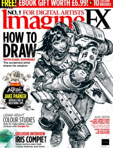 ImagineFX – – Issue 192, November 2020