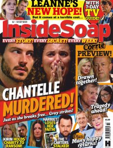 Inside Soap UK – 12 September 2020