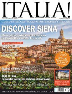 Italia! Magazine – October-November 2020