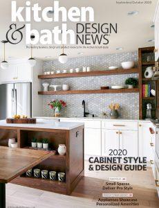 Kitchen & Bath Design News – September-October 2020