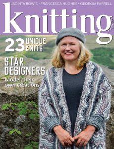 Knitting – September 2020
