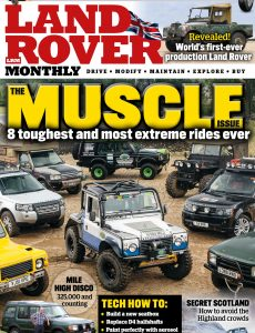 Land Rover Monthly – November 2020