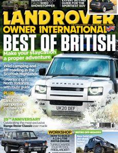 Land Rover Owner – October 2020