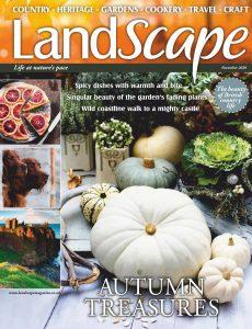 Landscape UK – November 2020