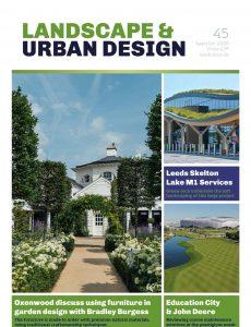 Landscape & Urban Design – September-October 2020