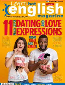 Learn Hot English – Issue 220 – September 2020