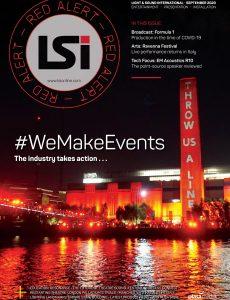 Light & Sound International – September 2020