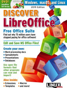 Linux Magazine Special Editions – Discover LibreOffice 2019