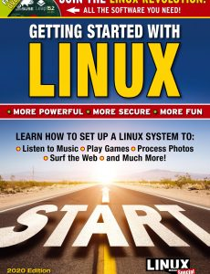 Linux Magazine Special Editions – Getting Started with Linux 2020