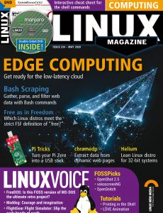 Linux Magazine USA – Issue 234 – May 2020