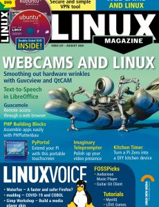 Linux Magazine USA – Issue 237 – August 2020