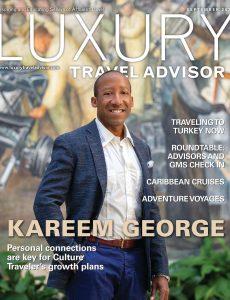 Luxury Travel Advisor – September 2020