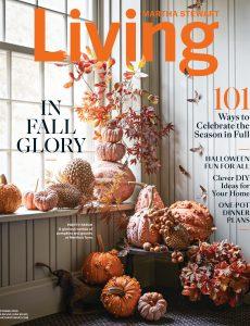 Martha Stewart Living – October 2020