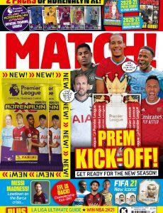 Match! – September 08, 2020