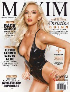 Maxim Australia – October 2020