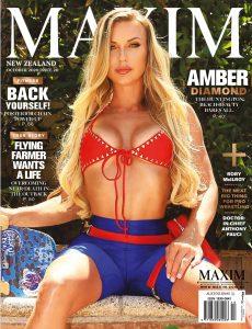 Maxim New Zealand – October 2020