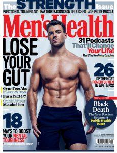 Men's Health UK – October 2020