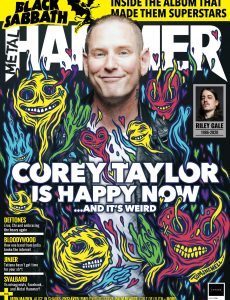 Metal Hammer UK – October 2020