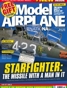 Model Airplane International – Issue 176 – March 2020
