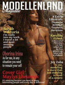 Modellenland Magazine – August 2020 (Part 1)