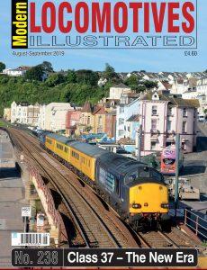 Modern Locomotives Illustrated – Issue 238 – August-September 2019