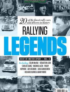 Motor Sport Collector's Specials – Rally Legends 2020