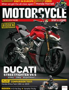 Motorcycle Sport & Leisure – October 2020