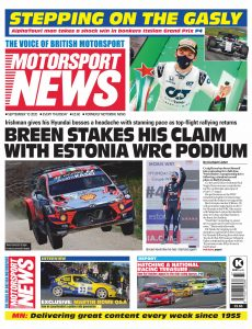 Motorsport News – September 10, 2020