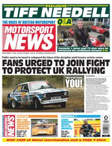 Motorsport News – September 17, 2020