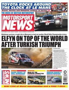 Motorsport News – September 24, 2020