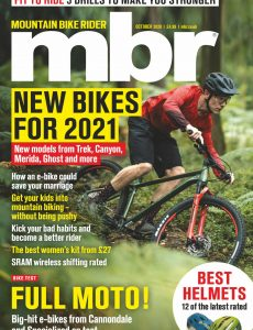 Mountain Bike Rider – October 2020