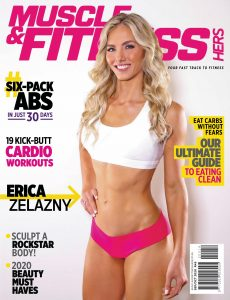 Muscle & Fitness Hers South Africa – September-October 2020