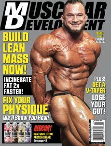 Muscular Development – October 2020