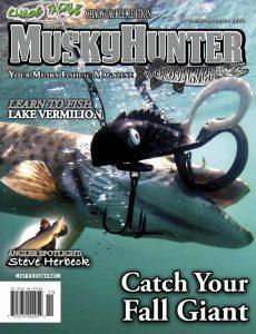 Musky Hunter – October-November 2020